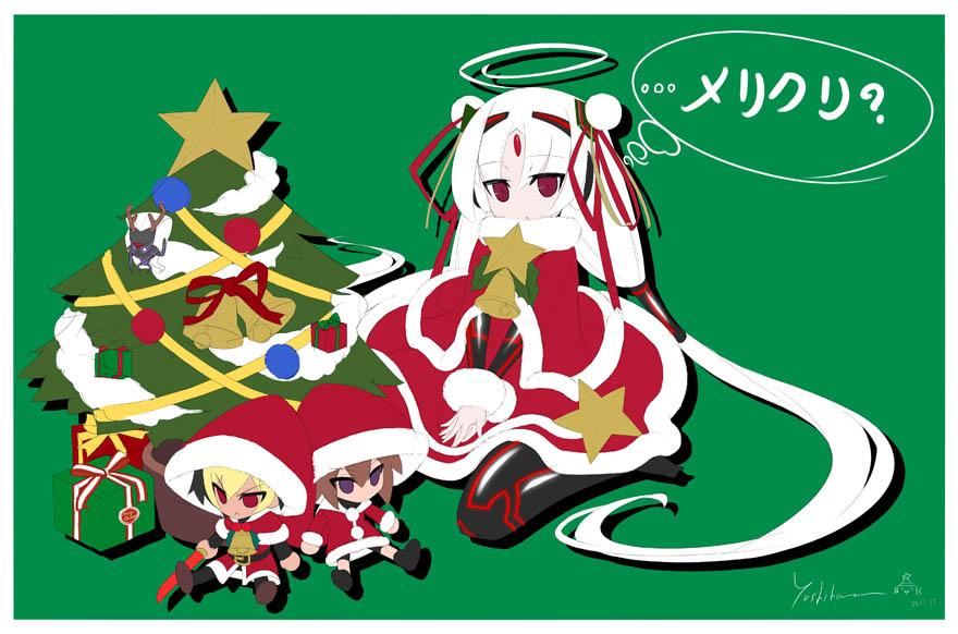 クリスマス特別イラスト