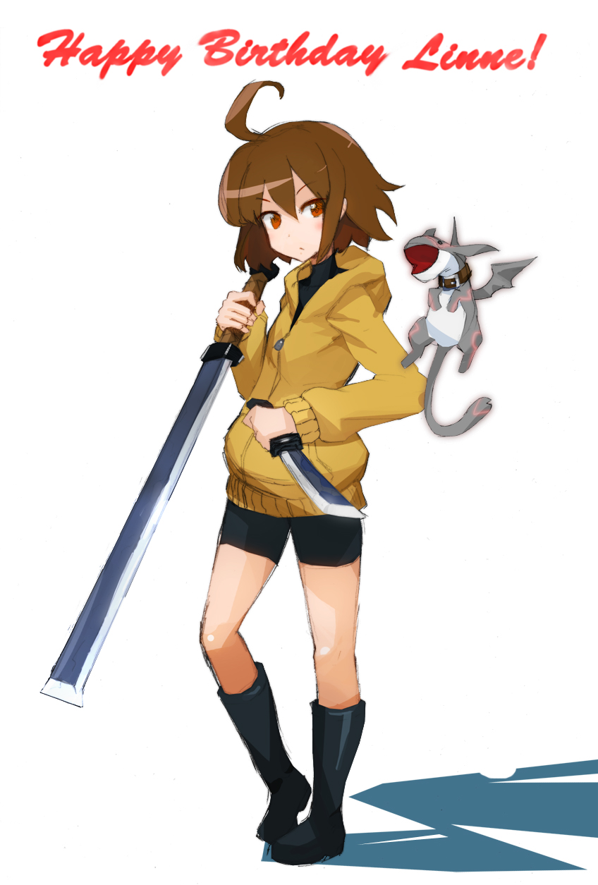 Happy Birthday Linne!